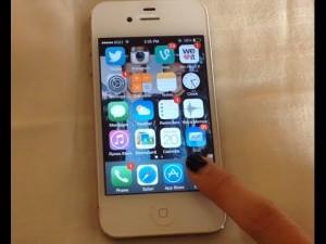 Problema internet iPhone 4S