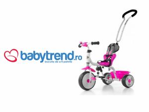 Contribuie la dezvoltarea sanatoasa a copilului tau, cumparandu-i o tricicleta!