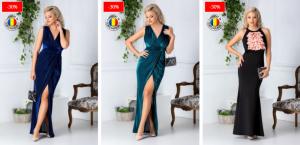 La ce sa fii atenta cand cumperi rochii de seara elegante lungi?